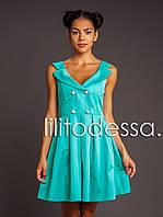 Платье двубортное, фото 1