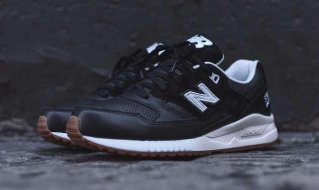 Кросівки чоловічі New Balance 530 Athleisure Pack Black оригінал | Нью Баланс 530 Атлеус чоловічі чорні