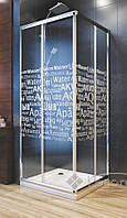 Aquaform душевая кабина Aquaform Nigra 80x80 aqua, квадратная (101-40070)