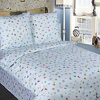 Постельное белье в кроватку поплин Юнга