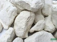 Глина  Белая кусковая 1 кг, Мел-ок