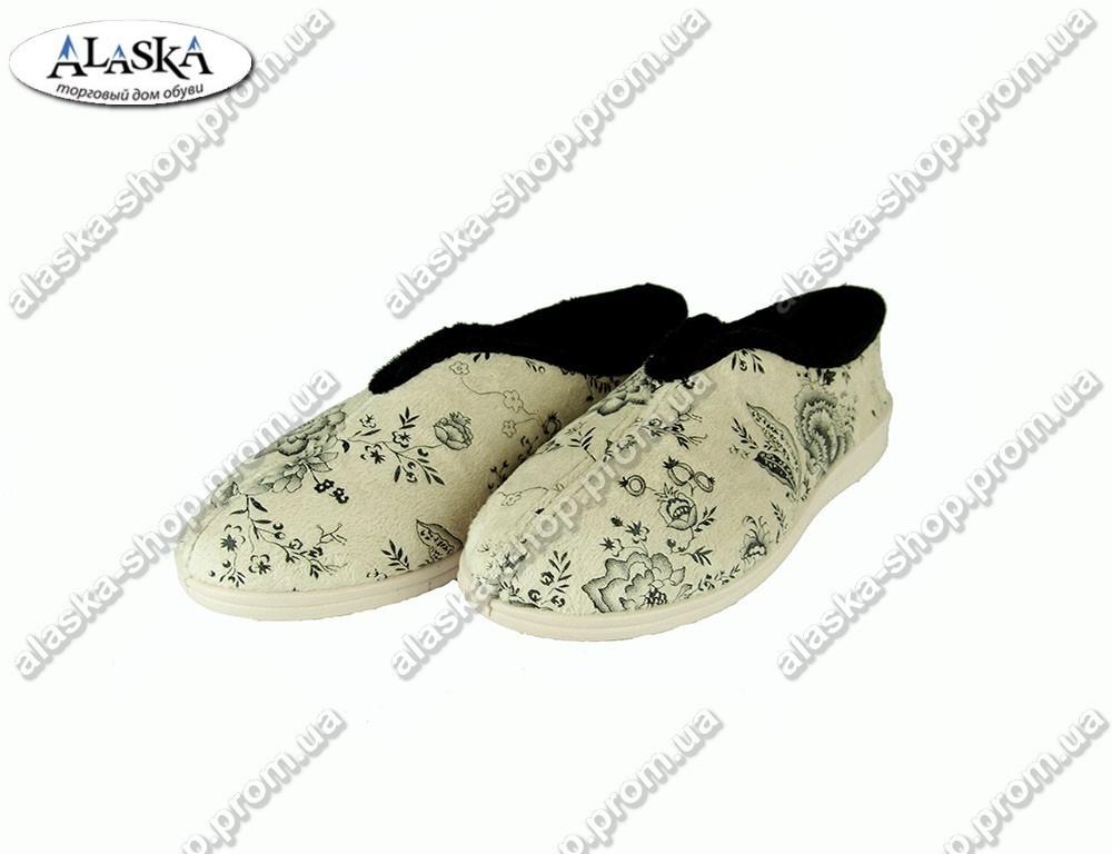 Женские бурки белые (Код: Бурки-01 босфор 37-38 размер)