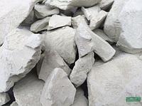 Глина  Бентонит кусковая 1 кг, Мел-ок