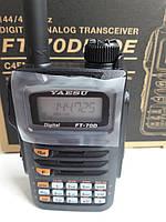 Yaesu FT-70DR/DE, аналогово-цифровая радиостанция, фото 1