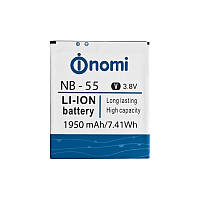 Аккумулятор Nomi NB-55 (i505) Оригинал