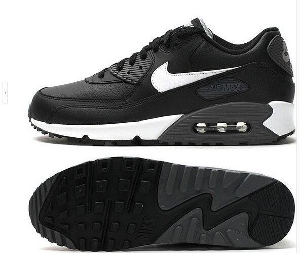 df03574dc ... Кроссовки мужские Nike Air Max 90 Premium Leather оригинал   Найк Аир  Макс 90 премиум мужские