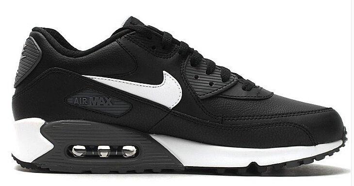 edba960cb ... Кроссовки мужские Nike Air Max 90 Premium Leather оригинал   Найк Аир  Макс 90 премиум мужские ...