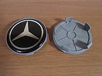 Колпачки на диски Mercedes 65 мм
