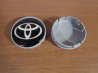 Колпачки на диски Toyota 55 мм