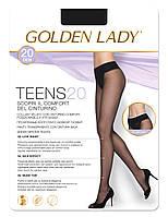 Колготки Golden Lady  TEENS 20 vita bassa с заниженной талией