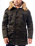 Куртка Аляска Adikers, зеленый