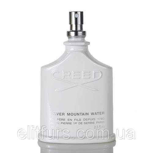 Tester Creed Silver Mountain Water edp 120ml