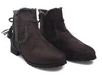 Ботильоны, ботинки женские, обувь от производителя