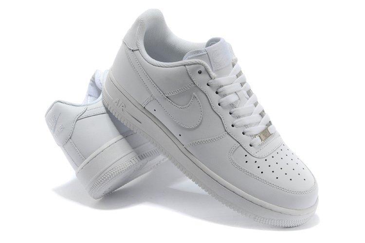 Кроссовки женские Nike Air Force 1 Low White оригинал | Найк Аир Форс 1 лоу женские белые