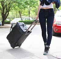 Мужская дорожная сумка. Модель 61307, фото 5