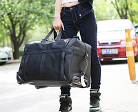 Мужская дорожная сумка. Модель 61307, фото 6
