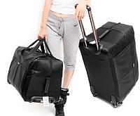 Мужская дорожная сумка. Модель 61307, фото 8