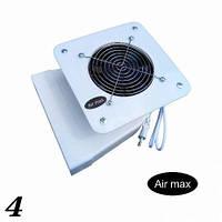 """Вытяжка для маникюра и педикюра """"Air max"""" MV120 (маникюрная встраиваемая мини)"""