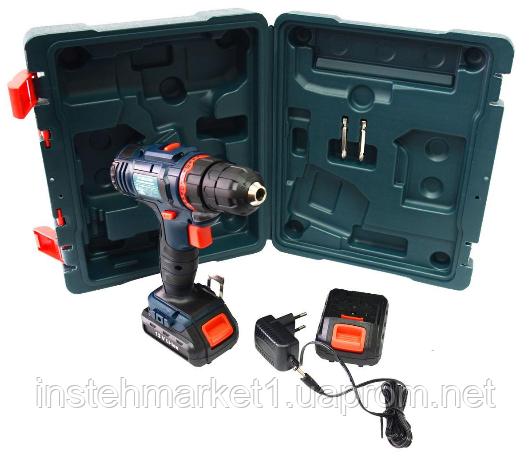 Шуруповерт-дрель аккумуляторный Сталь Ш1215-2 БЛ2 Li-ion (12 V/1.5 Ah) в интернет-магазине