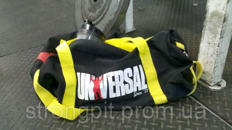 e7d561301fad Сумка Universal Nutrition Gym Bag: купить в Киеве и Украине ...