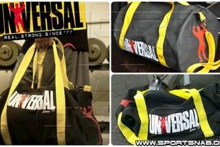 8186830c2ad3 Сумка Universal Nutrition Gym Bag: купить в Киеве и Украине ...