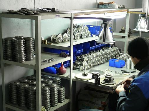 Ремонт турбокомпрессоров ТКР, фото 2