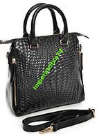 Красивая и женственная кожаная сумка!