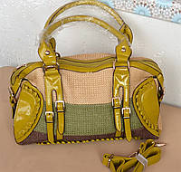 Мягкая стильная вместительная и модная сумка!