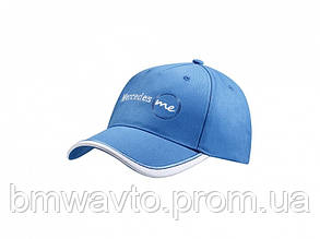 Бейсболка Mercedes Me Baseball Cap, Blue