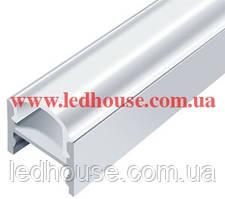 Алюмінієвий світлодіодний профіль з прихованим кріпленням ЛПС12