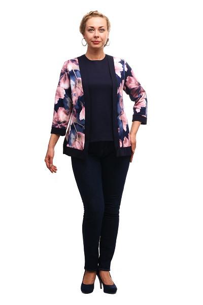Купить блузку большого размера