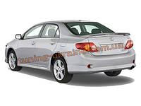 Накладка передний бампер для Toyota Corolla 2006-2013