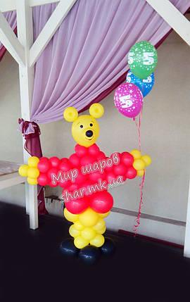 Вінні пух з повітряних кульок, фото 2