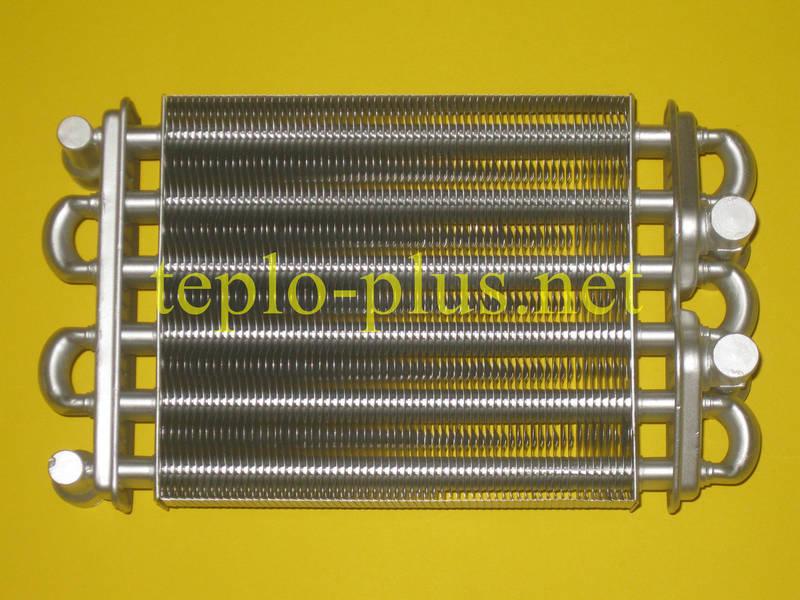 Теплообменник битермический 17-20 кВт L44621 Rocterm Emerald TE-B20, TEi-B20, Ruby TR-B20, TRi-B20, фото 2