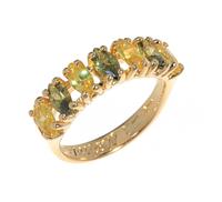 """Кольцо """"Каритера"""" с фианитами, покрытое золотом (r563p0a7)"""