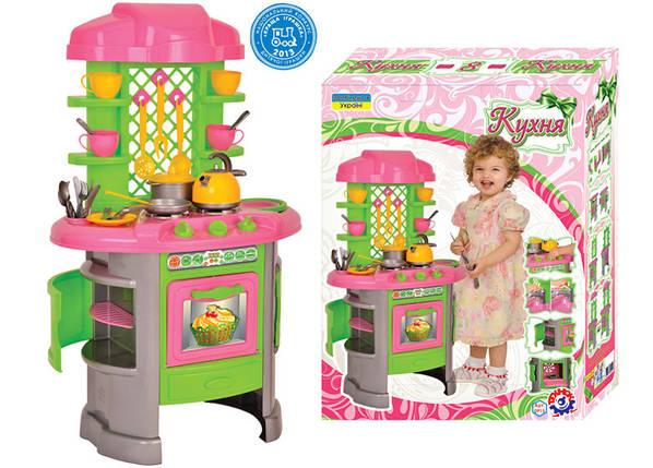 Детская Кухня Технок-8 Украина 0915 для девочек, фото 2