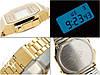 Часы Casio Illuminator a168 Gold, фото 3
