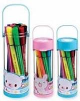 Набор фломастеров для рисования 12 цветов
