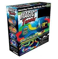 Гоночный складной трек Magic Tracks (220 деталей)