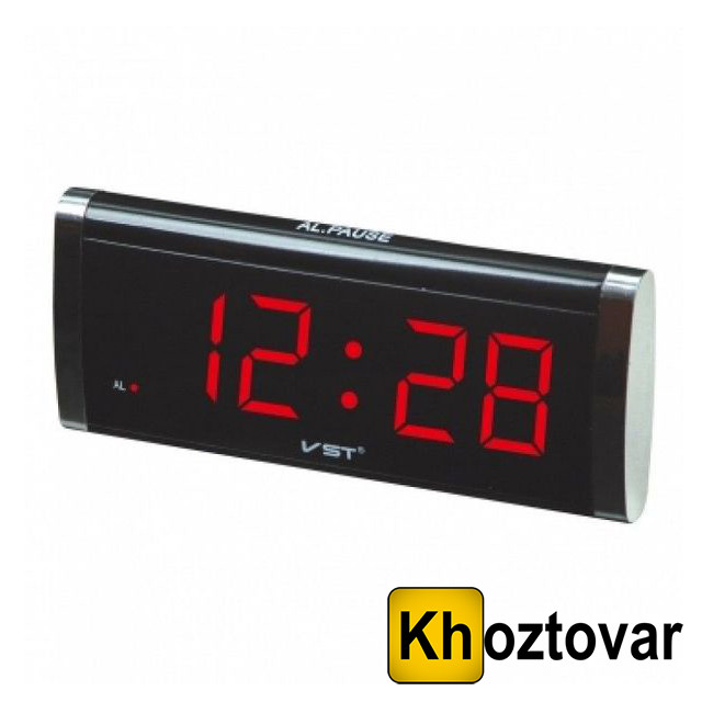 b7237f49 Настольные электронные часы Led Digital Clock VST 730-1 будильник - Интернет -магазин Khoztovar
