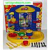 Детская Кухня Технок-2 Украина 2117 для девочек