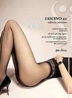 Колготки SISI FASCINO 20 без шортиков