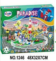 Koнcтpуктop Paradise 1246 508 деталей