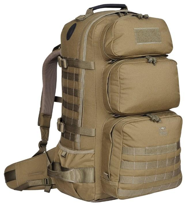 Рюкзак TASMANIAN TIGER Trooper Pack khaki, Cordura 700 DEN TT 7705.343 45 л