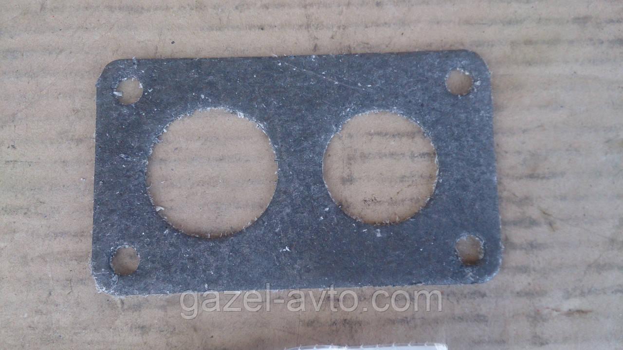 Прокладка карбюратора нижняя Газель,Волга К151 металлоасбест (пр-во г.Орел)