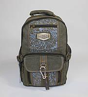 Удобный рюкзак Gold Be оливковый