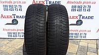 Пара бу зимней резины 195 65 r15 Bridgestone Blizzak LM 001