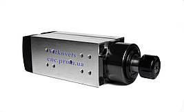 Шпиндель для ЧПУ 2,2 kw, ER25, воздушное охлаждение, 4 керамических подшипника, точность 0,01мм, фото 2