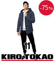 Зимняя куртка мужская японская Kiro Tokao