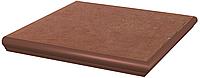 Плитка для ступени клинкерная Paradyz Cotto Natural Stopnica z Kapinosem Narozna 33 x 33